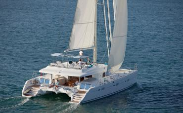 Lagoon 620 © Dream Yacht